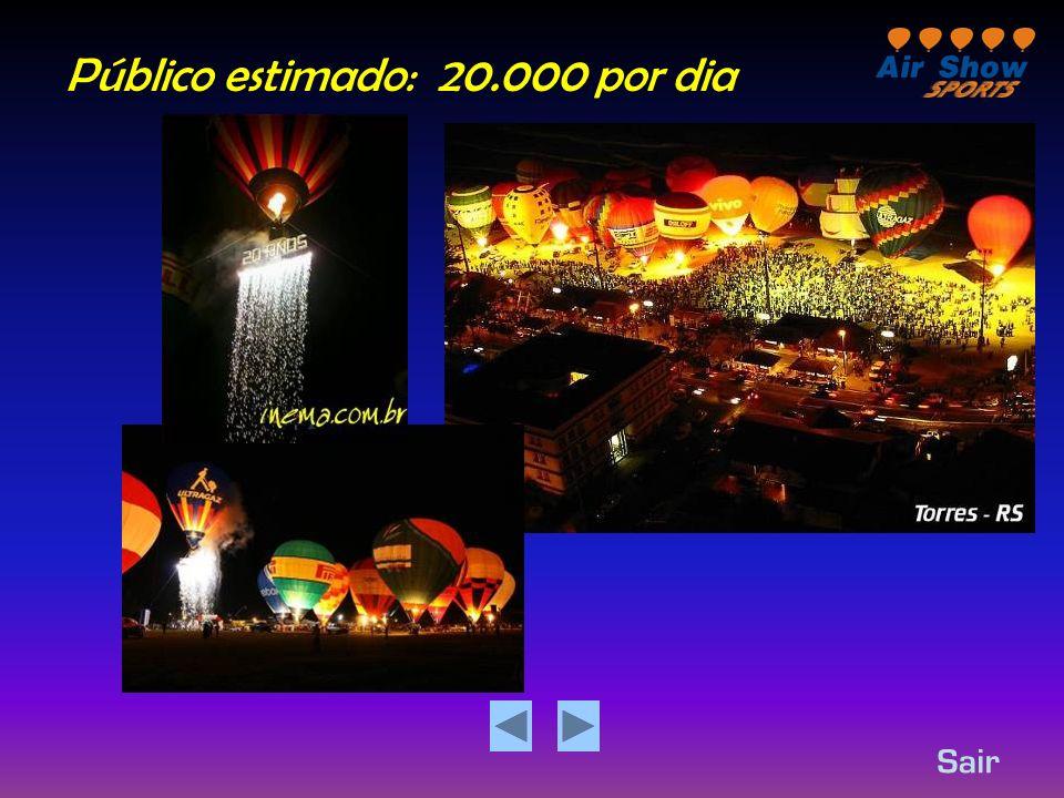 O Maior evento de retorno de mídia no Rio Grande do Sul
