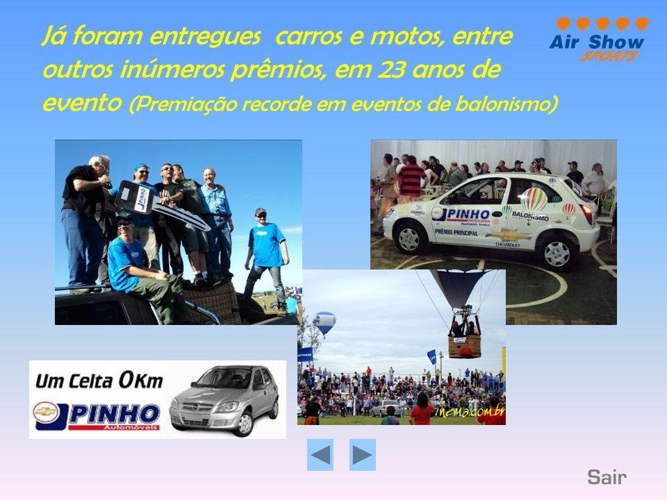 Evento com maior participação de pilotos estrangeiros na América Latina