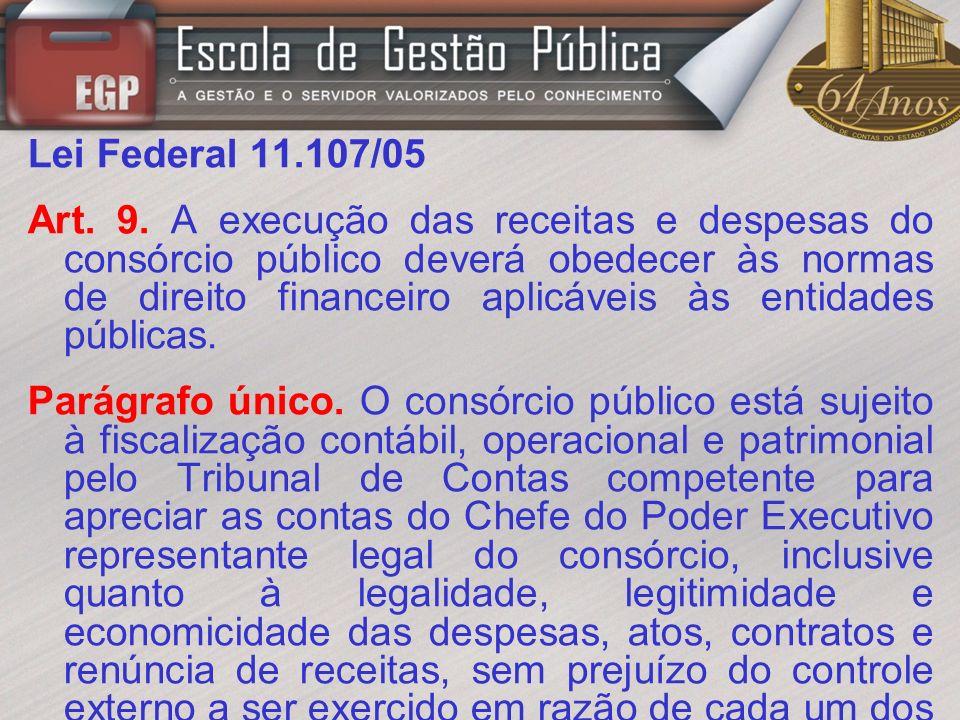 Decreto Federal 6017/07 Art.