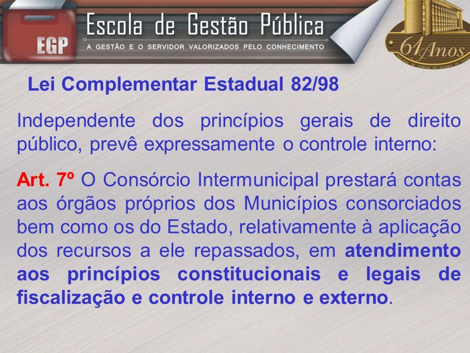 LEI COMPLEMENTAR N º 113, DE 15 DE DEZEMBRO DE 2005.