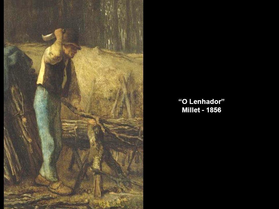 Van Gogh, maravilhado com O Semeador, fez oito óleos com esse motivo, reconhecendo, depois, a seu irmão Theo que desistiu porque nunca poderia alcança