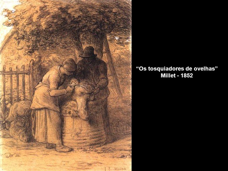 Van Gogh considerava que copiar o motivo do quadro de outro não supunha deixar de criar, ao mesmo tempo, uma nova obra e a sua teoria não é difícil de