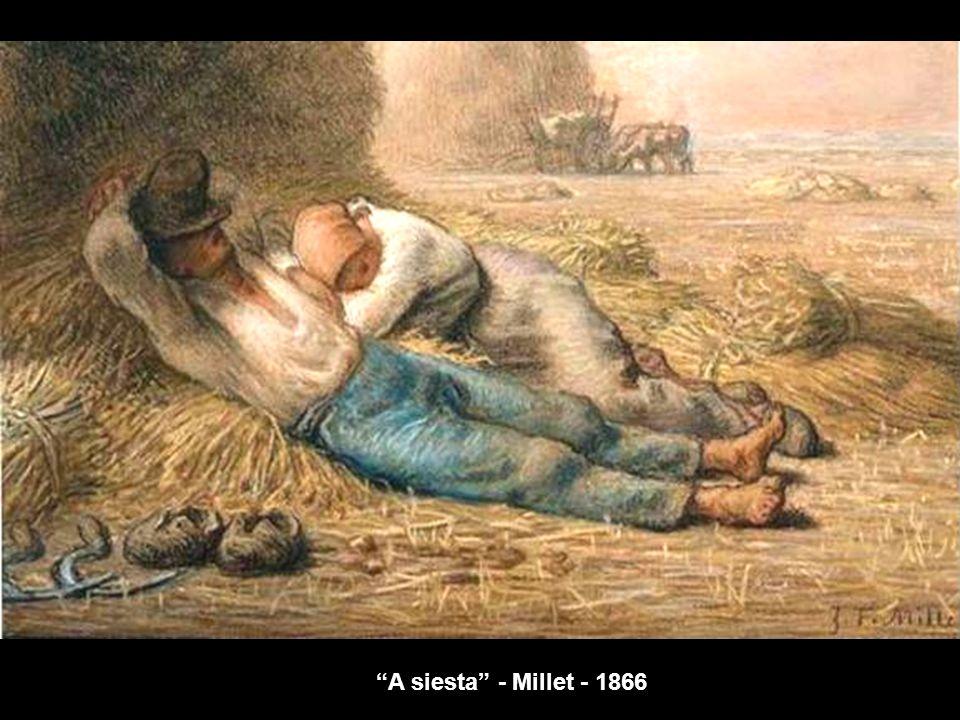 Os primeiros passos - Van Gogh - 1890