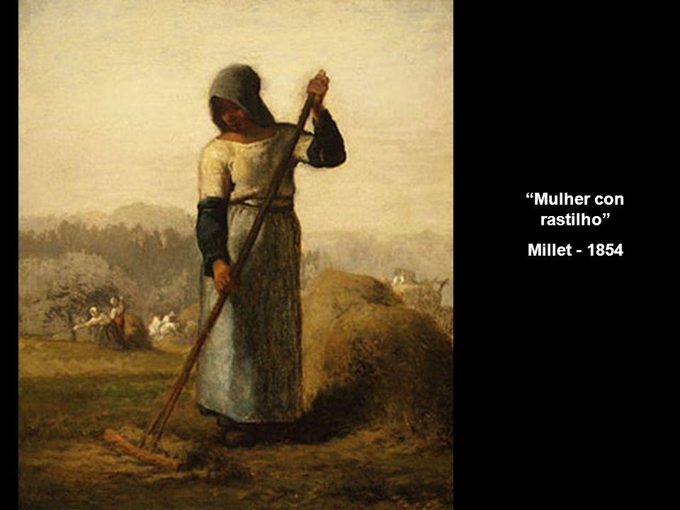 Van Gogh não tinha escrúpulos ao reivindicar suas cópias de Millet, tal como Delacroix havia feito com as de Rubens, ou como Manet e Degas com as de V