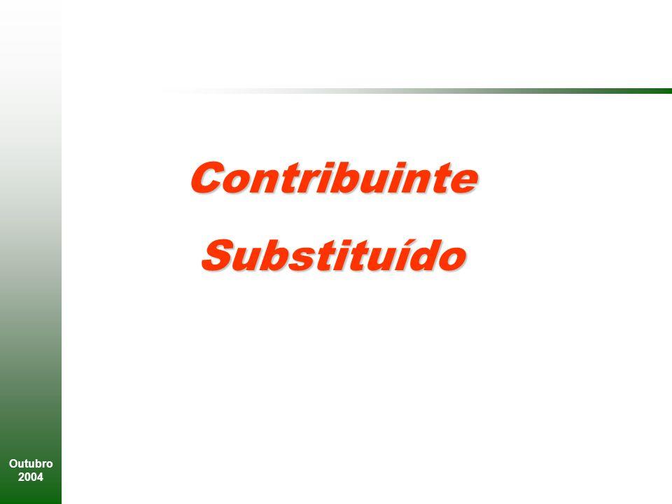 Outubro 2004 ContribuinteSubstituído