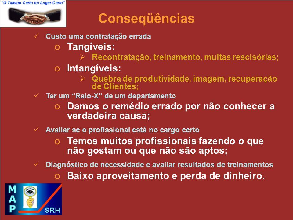 CONSEQUENCIAS – CONT.