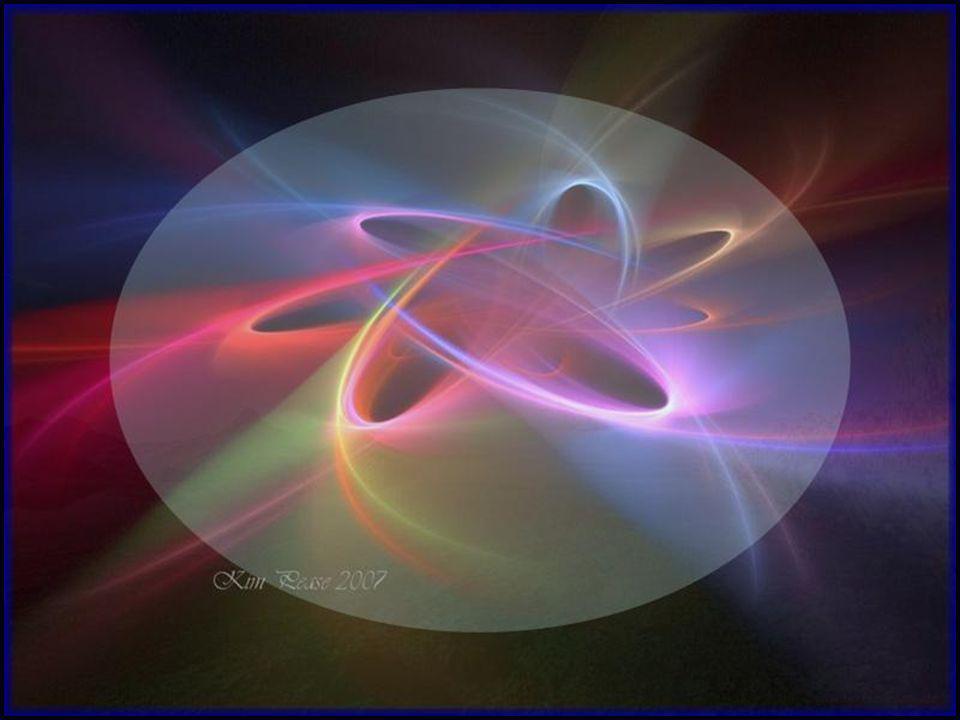 Se essa luz material é tão bela, imaginem a luz espiritual que permeia a todos os corações imperecíveis.