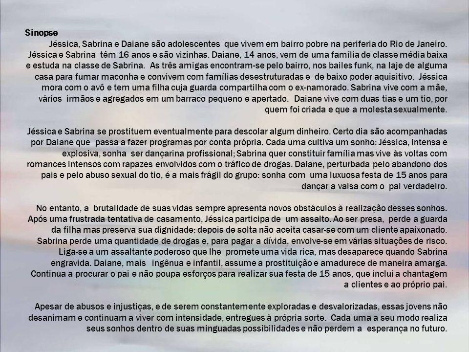 Justificativa A exploração sexual infanto-juvenil é um dos mais graves problemas sociais do Brasil.