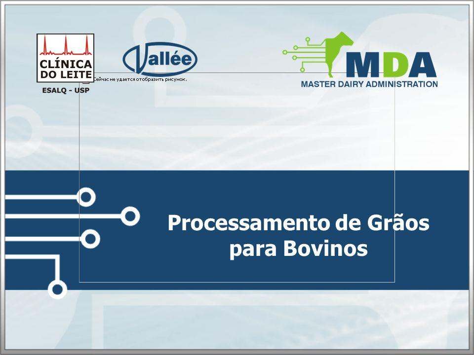 Processamento de Milho ItemMoído finoLV CMS, kg/d 24.725.1 Produção, kg/d 41.839.4 Varela et al., 1993