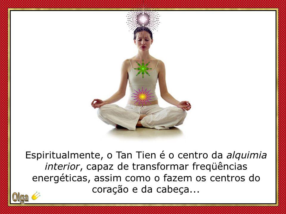 O Centro do Umbigo também é o centro da gravidade física. O corpo se movimenta em torno dele. Estando você sentado, de pé ou andando, seu equilíbrio d