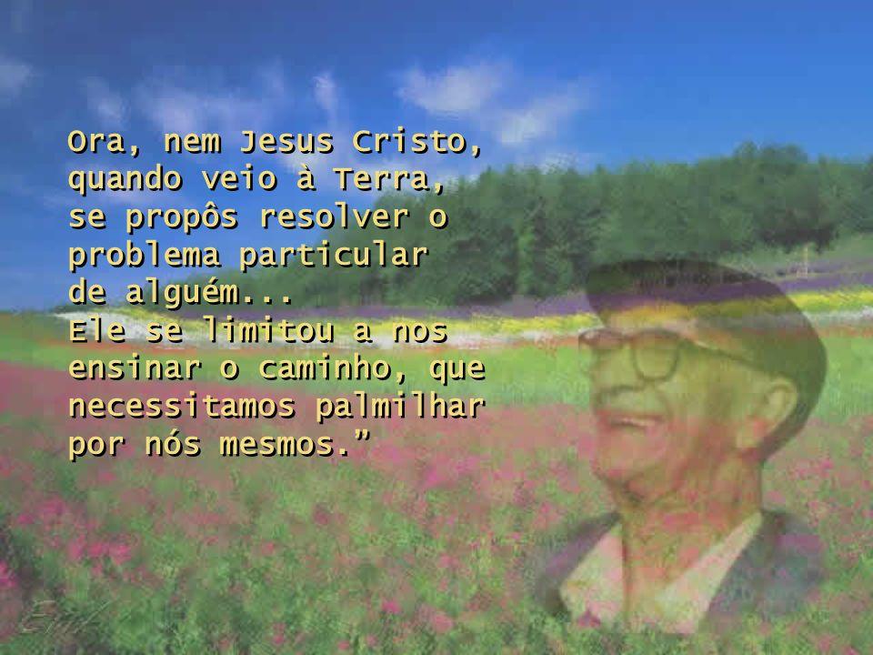 Textos do Livro: O Evangelho de Chico Xavier Carlos A. Baccelli Música: Enia - Theme Gladiator SAIR