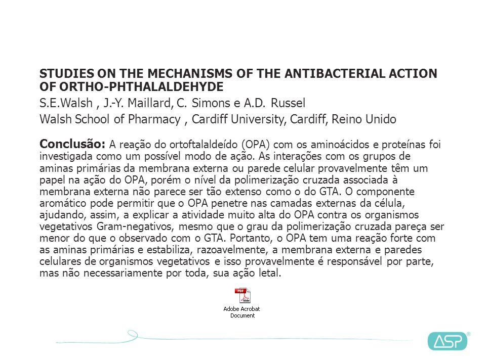 L. Pineau et al, J Hosp Infect 2008;68:171-177