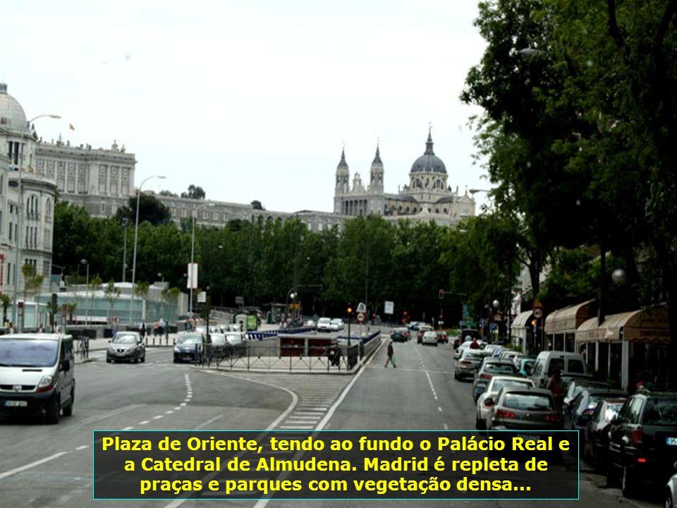 Metrô de Madrid, uma das maiores redes do mundo, conta hoje com 316 estações e 12 linhas. Ele foi inaugurado em 17 de outubro de 1919, pelo rei Alfons
