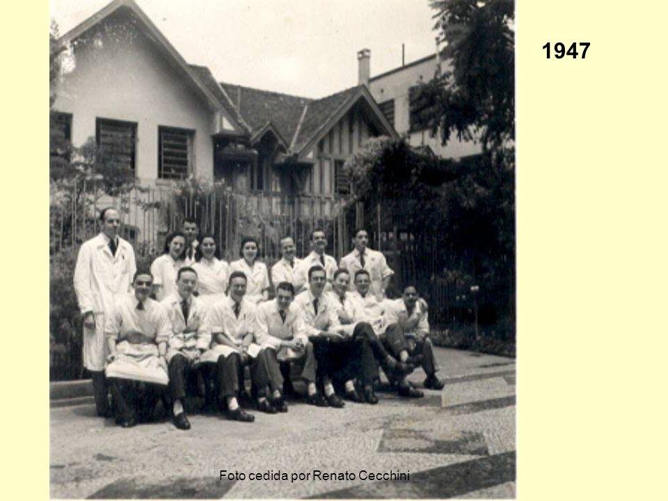 1946 Foto cedida por Renato Cecchini