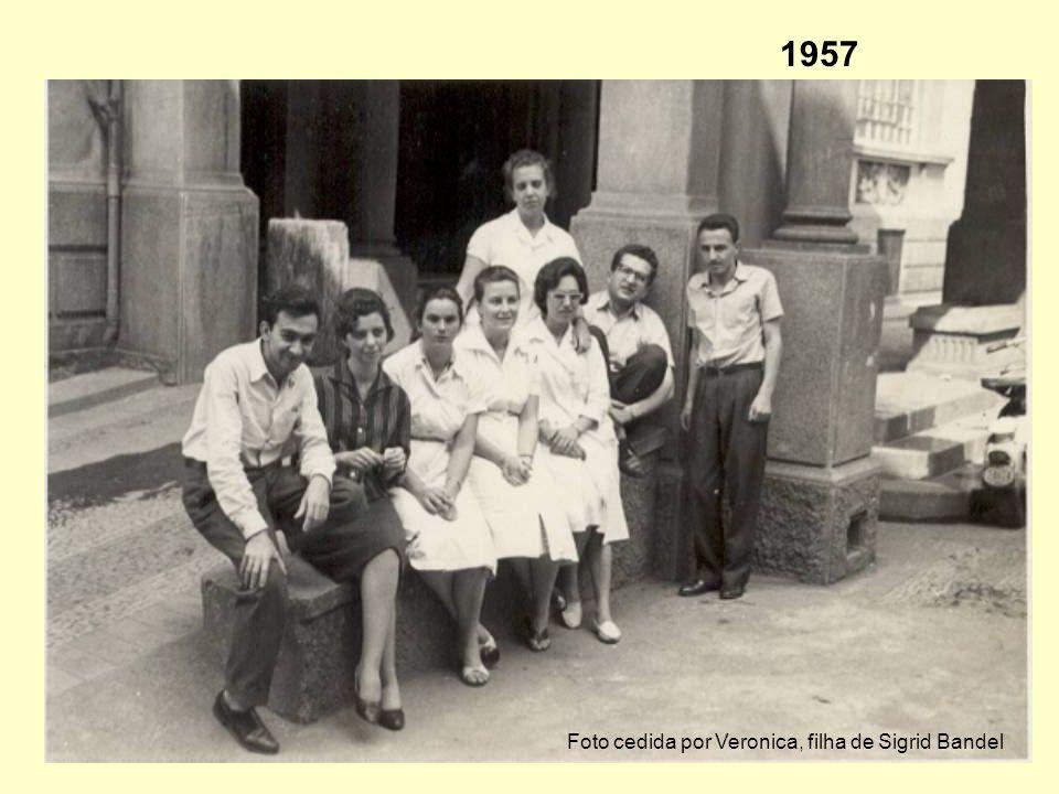 1947 Foto cedida por Renato Cecchini