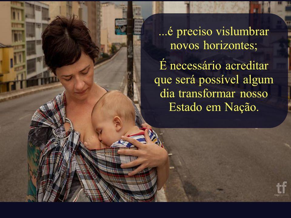 Parte 2 – Outro Brasil possível Apesar do descaso histórico da classe política para com a Educação, apesar da TV aberta a disseminar a burrice impunemente,...