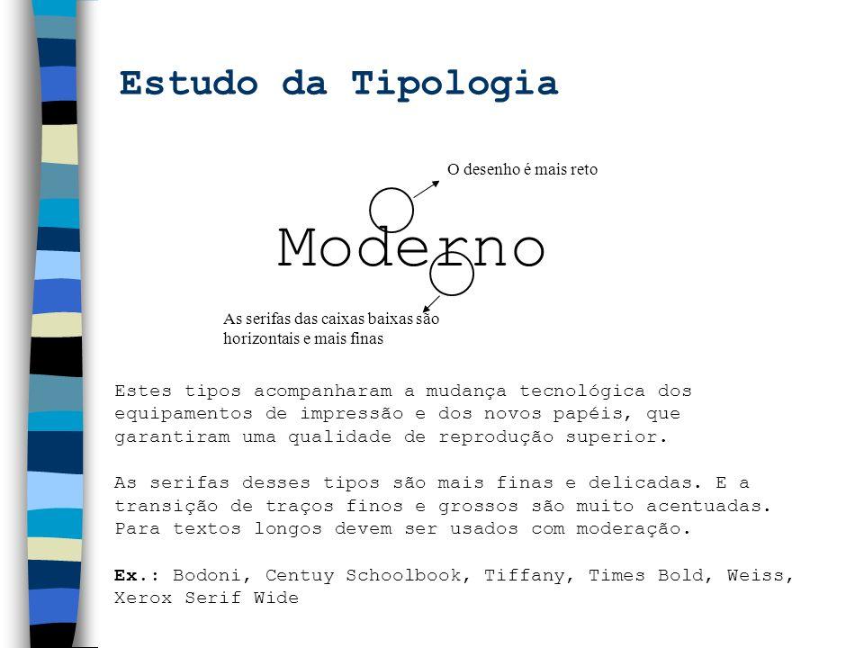 Tipos de fontes: Os tipos manuscritos imitam a escrita à mão, das tradicionais às mais futuristas.
