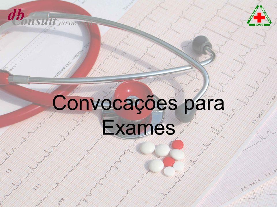 db Consult Convocações para Exames INFORMÁTICA