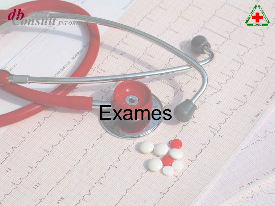 db Consult Exames INFORMÁTICA