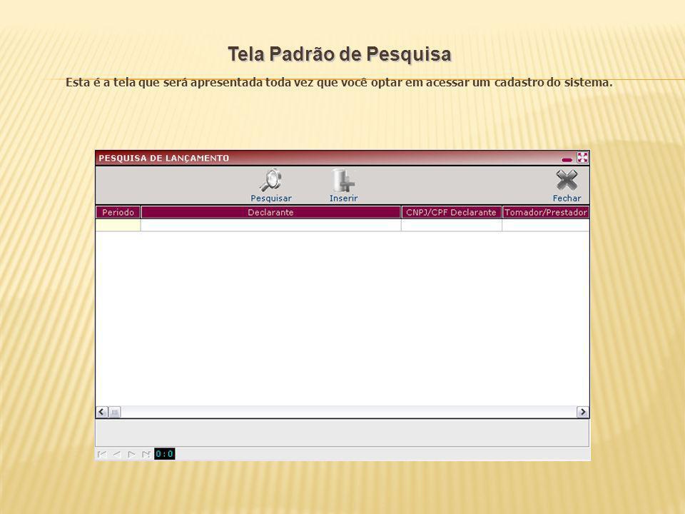 Importando Arquivo texto de Movimentação Função : Função : Minimizar o trabalho do usuário, importando dados de sistemas de terceiros que gerem arquivos texto segundo o Layout do SIGISS.