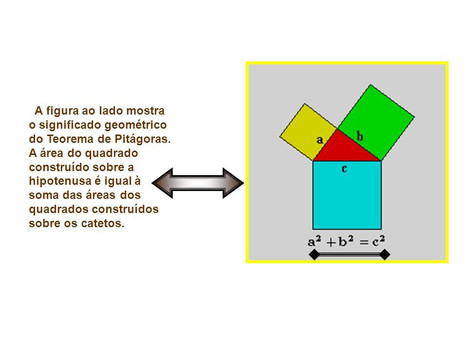 Pitágoras deu nome a um importante teorema sobre o triângulo retângulo, que inaugurou um novo conceito de demonstração matemática.