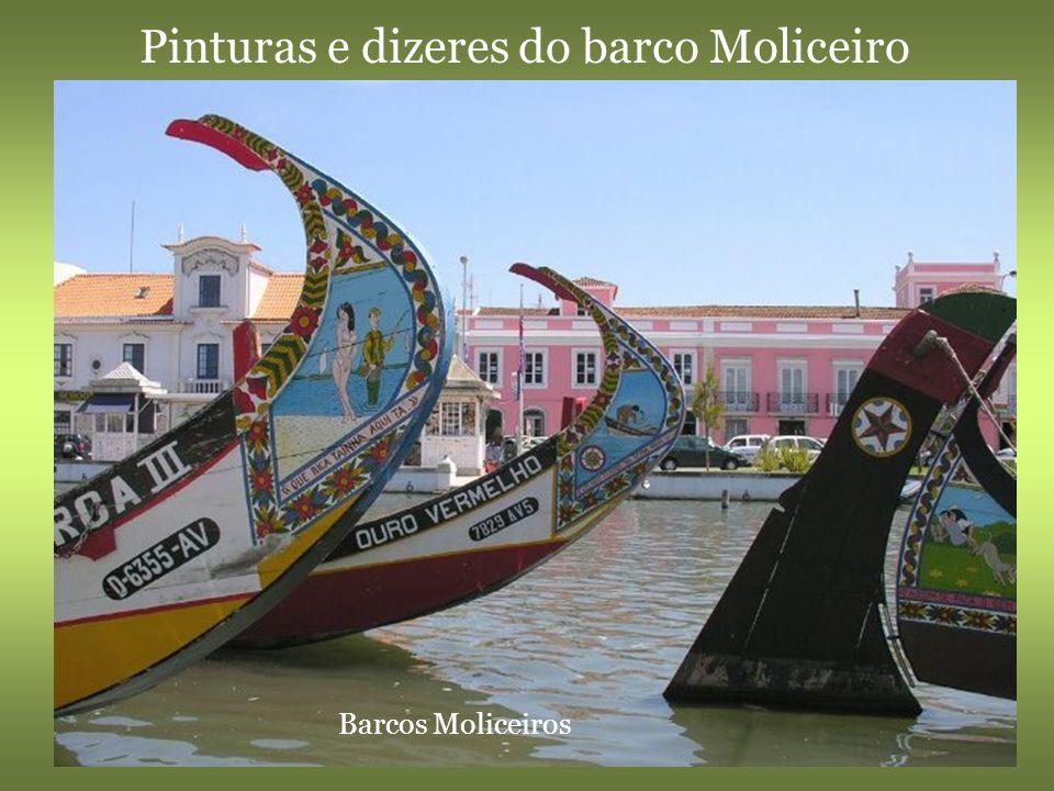 A apanha do moliço O moliço é formado por plantas aquáticas, tipo algas, que se formam no leito submerso da Ria de Aveiro e se utilizam como fertilizante de terras agrícolas.
