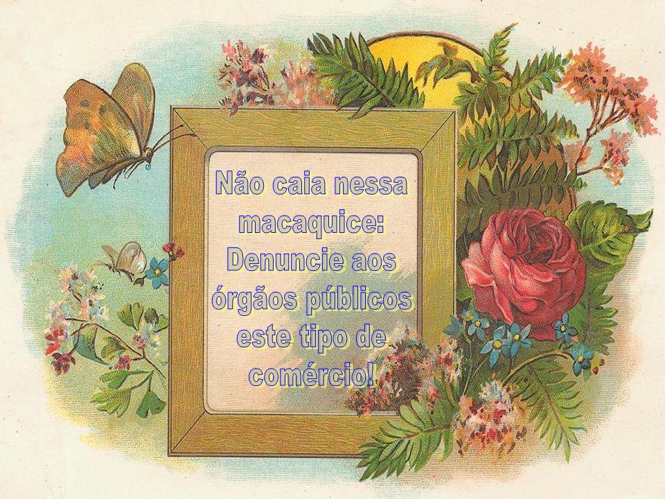 Faça sua parte. Divulgue esta mensagem. Envie para seus amigos. A NATUREZA AGRADECE !!!