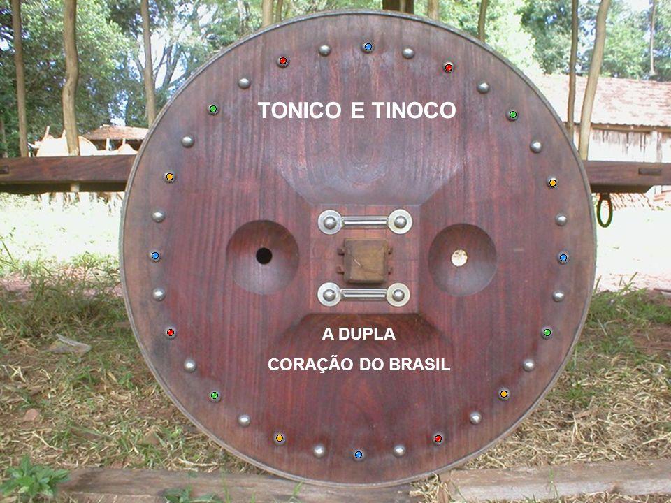 Tonico e Tinoco, são sem dúvida alguma, os maiores cantadores de nossa alma cabocla.