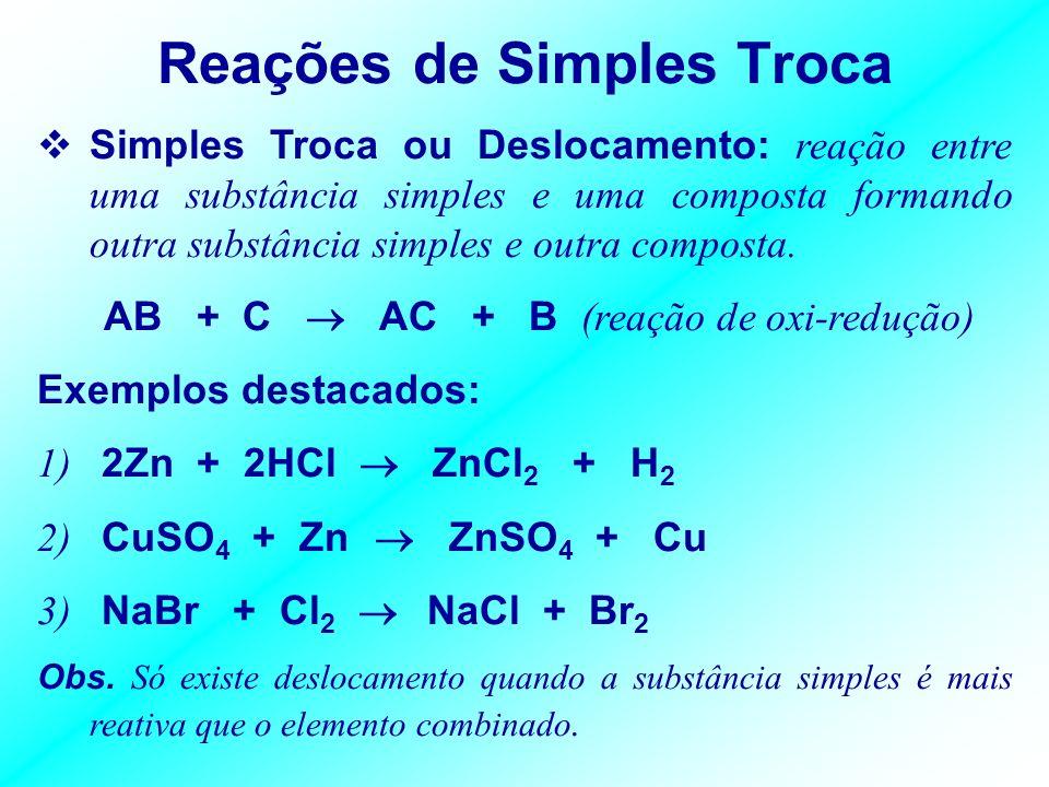 Página – 31 / Módulo 2 Complete, balanceando, cada equação a seguir: 01. Na + O 2 02. Ca + O 2 03. NH 3 + HCl 04. SO 2 + H 2 O 05. K 2 O + H 2 O 06. N