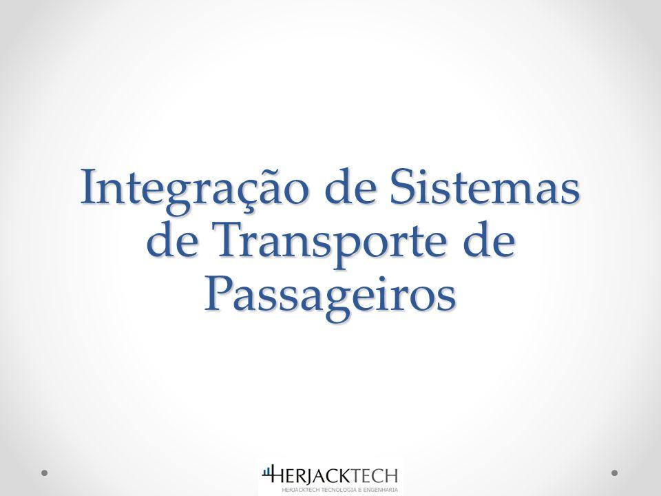 Integração de Sistemas de Transporte de Passageiros
