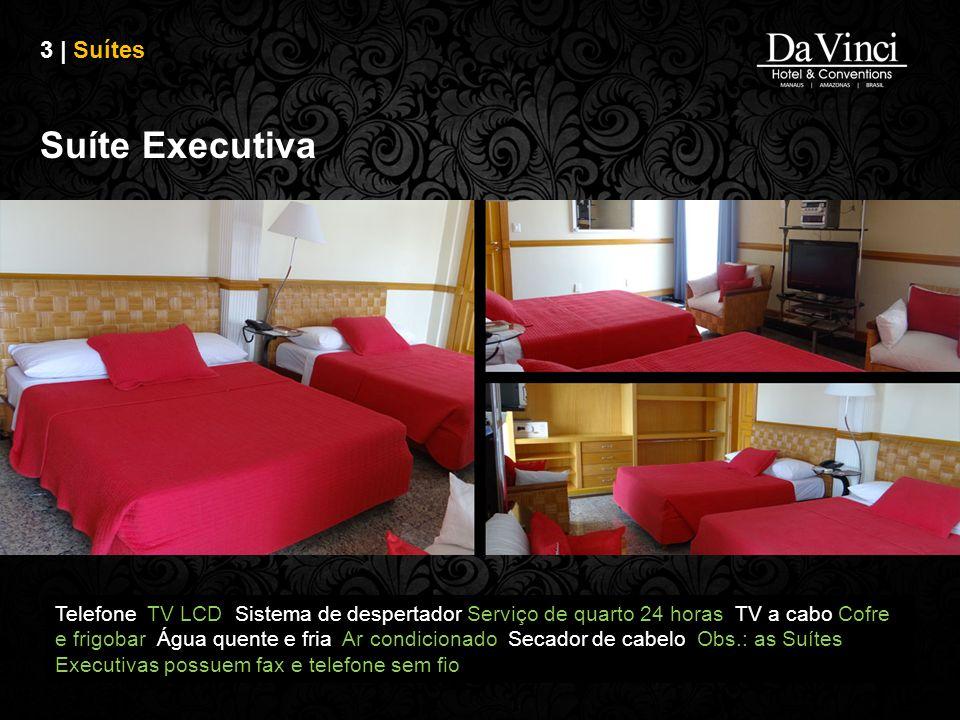 4 | Restaurante e Bar Restaurante Salvador Dali com capacidade para 90 pessoas.