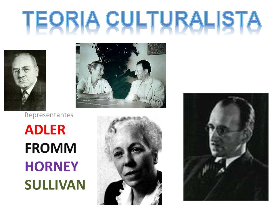 ADLER FROMM HORNEY SULLIVAN Representantes