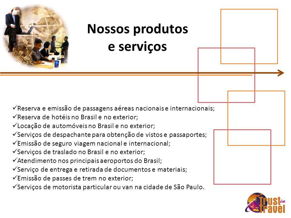 Viagens de incentivo Preparamos as viagens de incentivo de sua empresa, de modo criterioso e rápido, buscando sempre as melhores opções, com custo compatível aos perfil do evento.