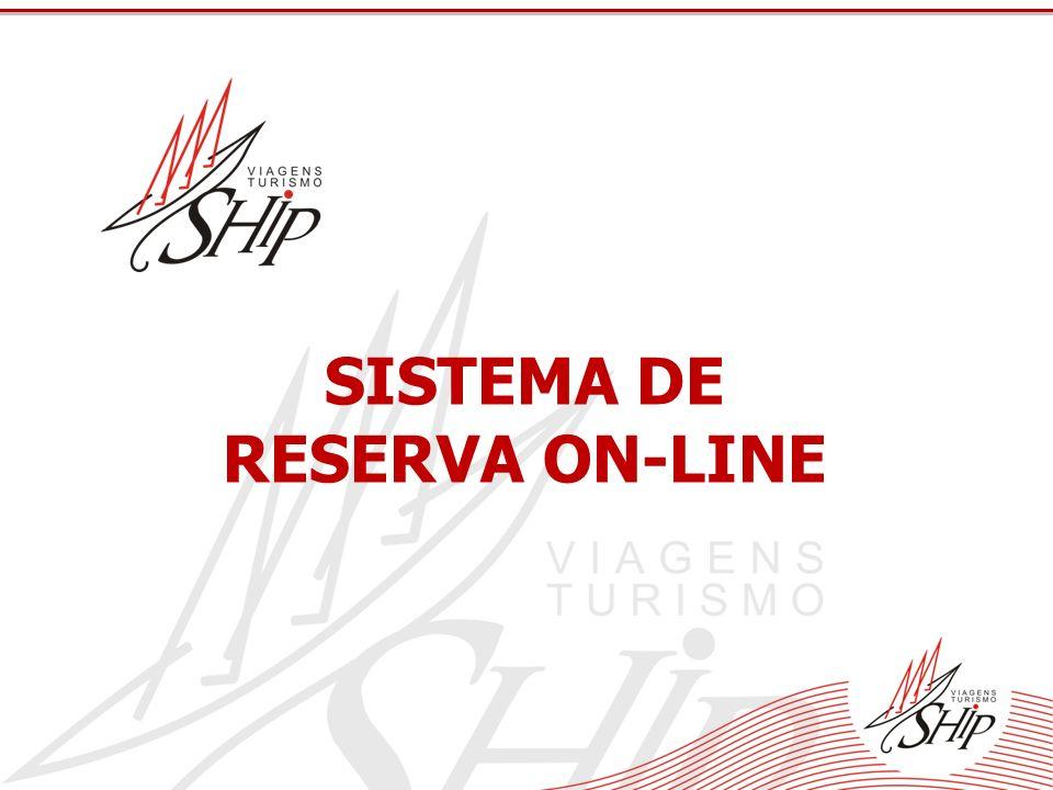 SISTEMA DE RESERVA ON-LINE