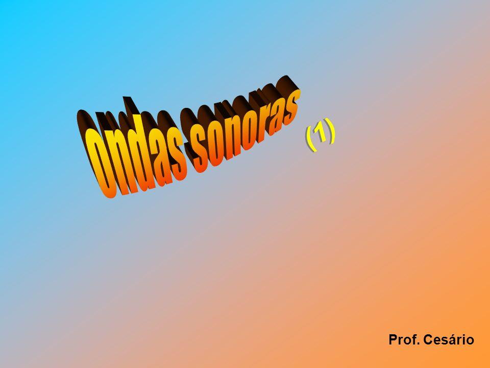 (1) Prof. Cesário