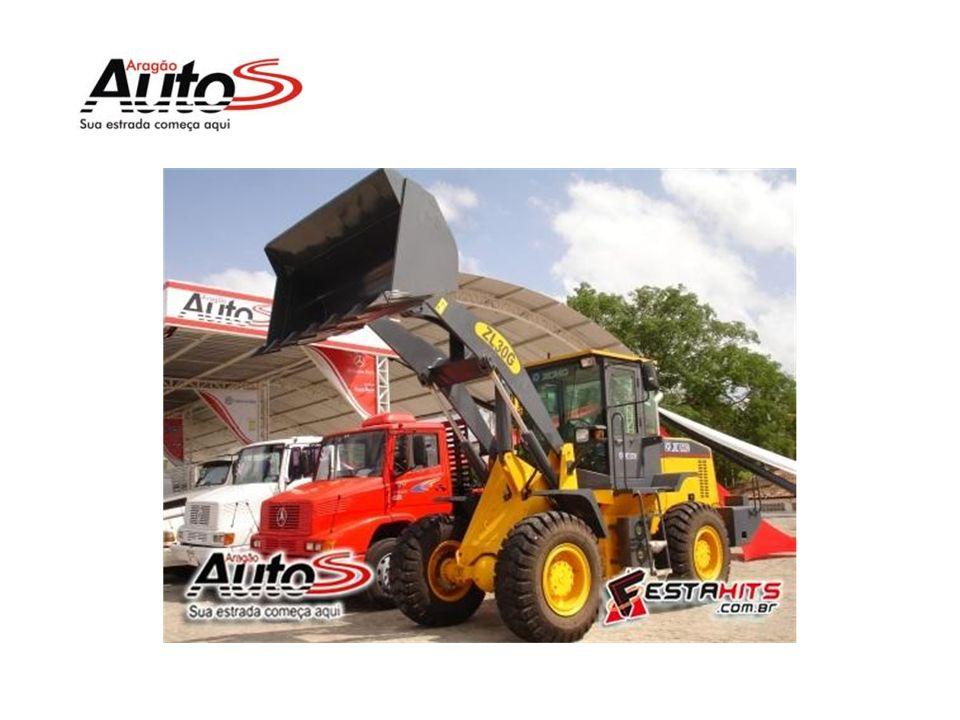 Em Janeiro de 2010 a Aragão Autos inaugura uma nova sede no corredor automobilístico de Sobral iniciando também no mercado de máquinas pesadas. Invest