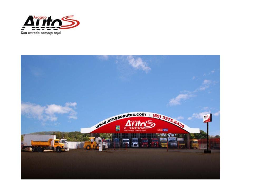 Em Janeiro de 2010 a Aragão Autos inaugura uma nova sede no corredor automobilístico de Sobral iniciando também no mercado de máquinas pesadas.