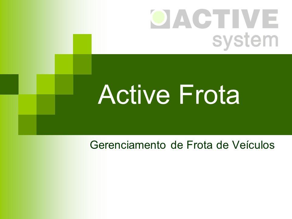 Active Frota Gerenciamento de Frota de Veículos