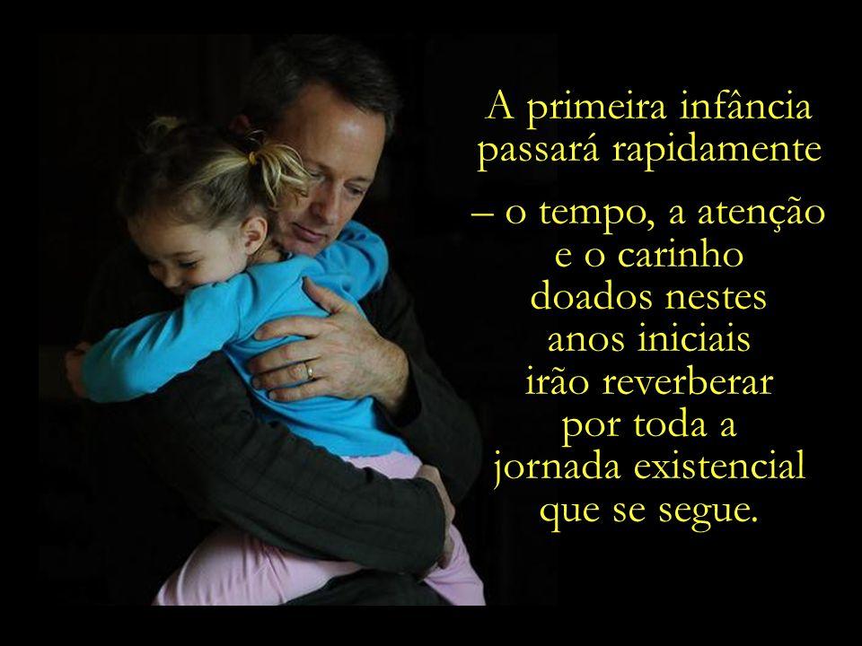 Desacelere, reduzindo os compromissos sociais e profissionais, de modo a poder passar o maior tempo de qualidade possível com os filhos.
