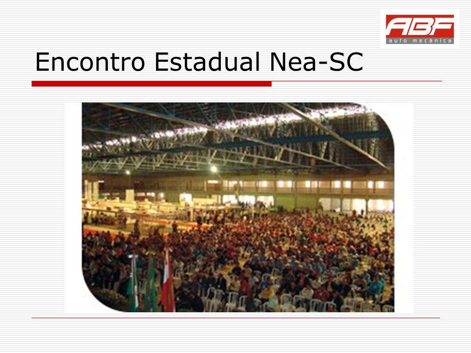Encontro Estadual Nea-SC