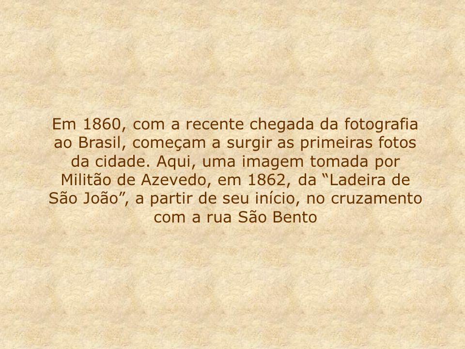 A MAIS FAMOSA ESQUINA DA CIDADE, INSPIRADORA DE CAETANO, NA CANÇÃO SAMPA