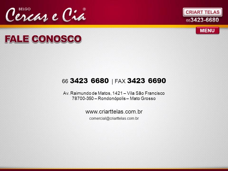 66 3423 6680 | FAX 3423 6690 Av.