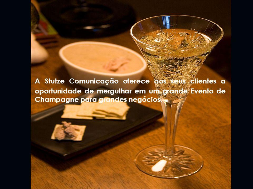 Custo de cada evento Degustação de Champagne será de R$ 75.000,00 (setenta e cinco mil reais), sendo: R$ 42.000,00 – Sommelier, Atração, Alimentos e Bebidas.