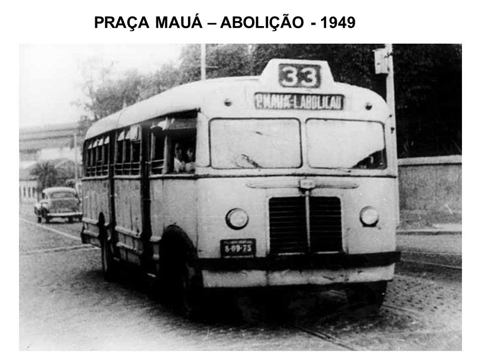 PARADA DE LUCAS - MOURISCO - 1949