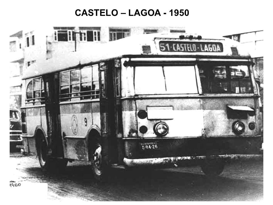 PRAÇA MAUÁ – ABOLIÇÃO - 1949
