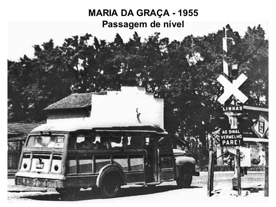 ENGENHO NOVO – 1955 Indo para Central do Brasil