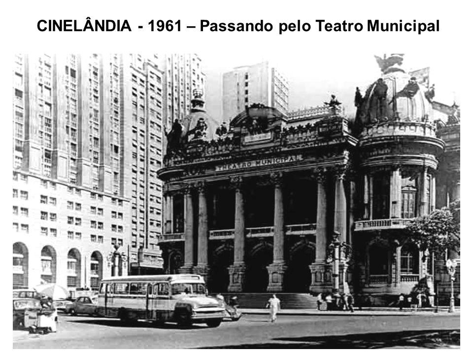 PRAÇA MAUÁ – FÁTIMA – C10 - 1959 PRAÇA MAUÁ – AEROPORTO – Linha 62 - 1959