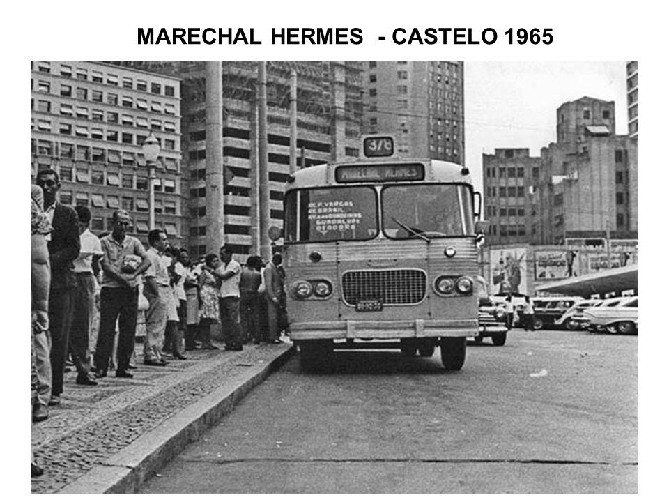 Linha 176 - Estrada de Ferro - Gávea - 1964