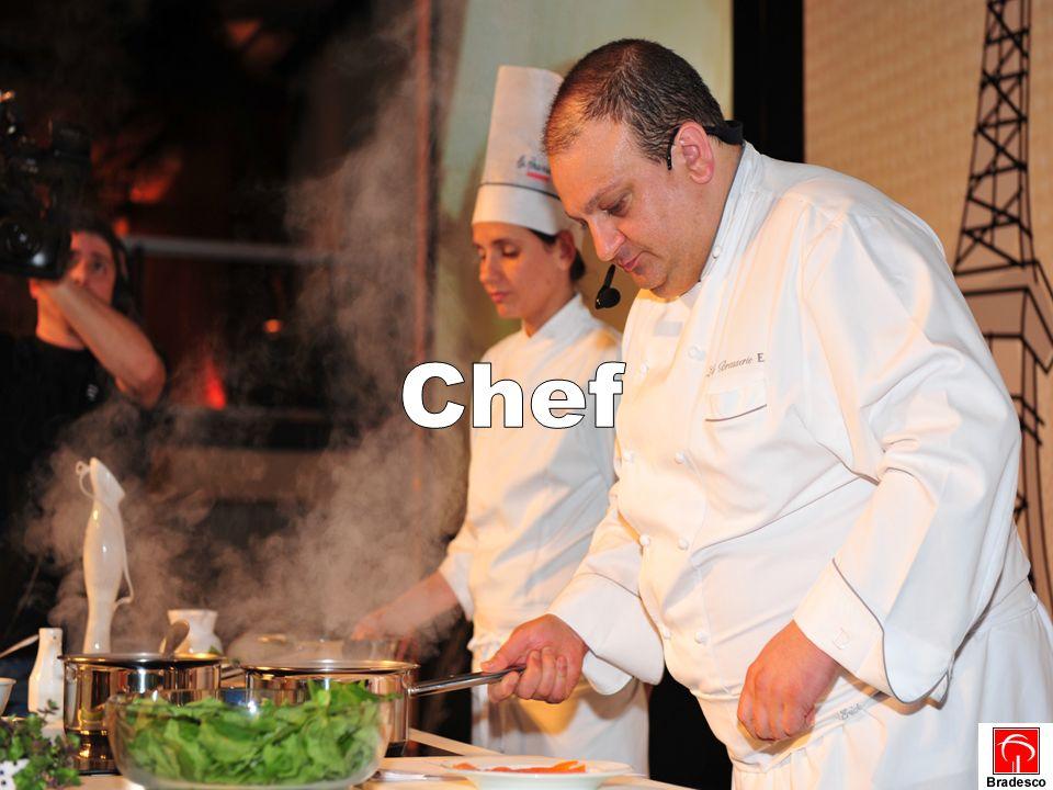 Experience Chef No calendário de programação Gourmet, serão convidados diversos Chefs de cozinha renomados para compartilhar suas técnicas, receitas e dicas aos convidados, tudo isso em um clima cultural e de tradição de cada País.