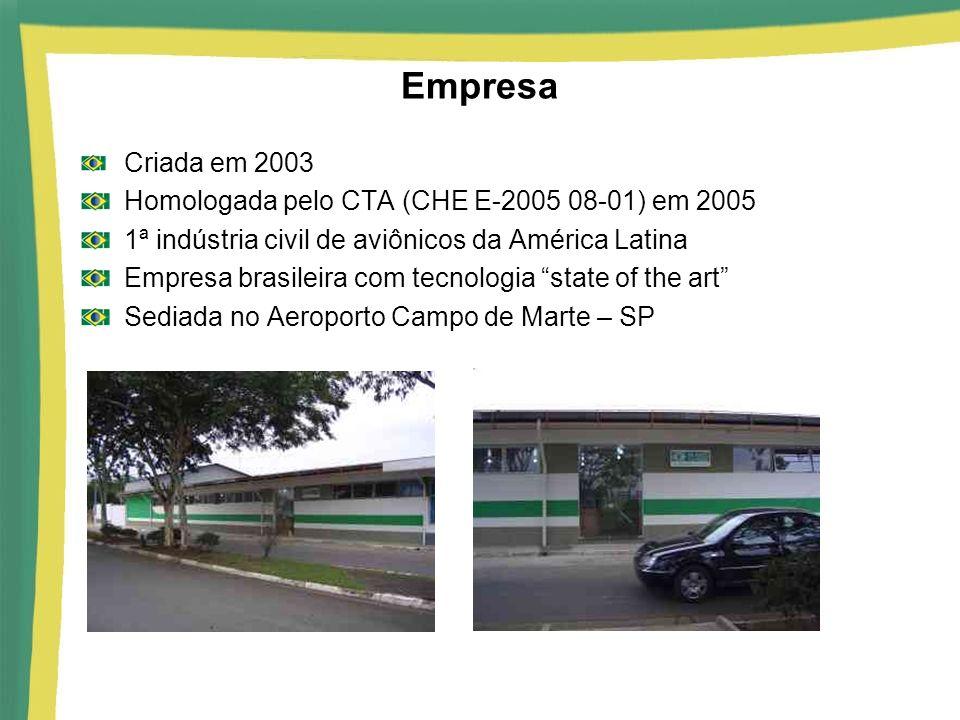 Empresa Constituída integralmente de capital nacional Engenheiros brasileiros cuidam da implementação da tecnologia 2005 Técnicos e funcionários brasileiros 42 dos 45 fornecedores são empresas brasileiras Índice de nacionalização dos equipamentos é de 85% Fornecedores brasileiros com o mesmo padrão internacional